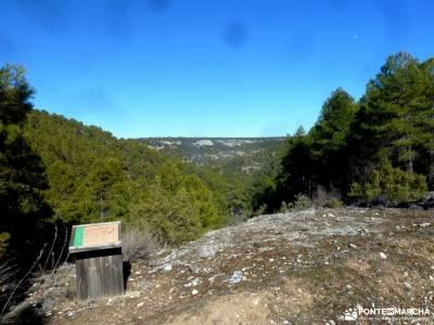 Rambla del Avellano-Arbeteta; ruta cavalls del vent agencias de viaje madrid rutas por benasque